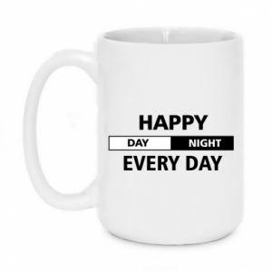 Kubek 450ml Happy every day