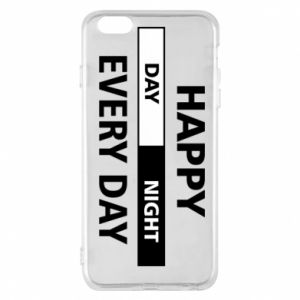 Etui na iPhone 6 Plus/6S Plus Happy every day