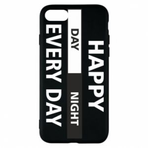 Etui na iPhone 7 Happy every day