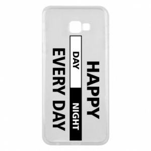 Etui na Samsung J4 Plus 2018 Happy every day