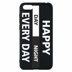 Etui na Huawei Y5 2018 Happy every day