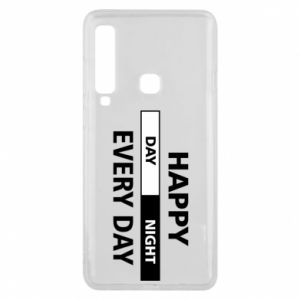 Etui na Samsung A9 2018 Happy every day
