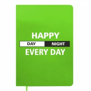 Notes Happy every day