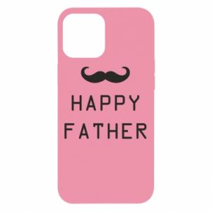 Etui na iPhone 12 Pro Max Happy father