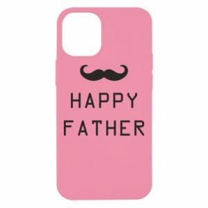 Etui na iPhone 12 Mini Happy father