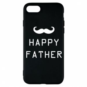 Phone case for iPhone 8 Happy father