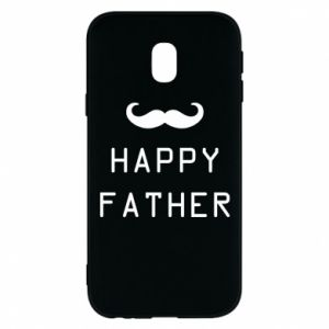 Etui na Samsung J3 2017 Happy father