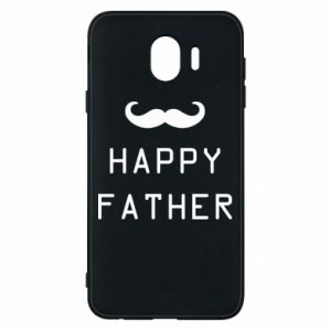 Phone case for Samsung J4 Happy father