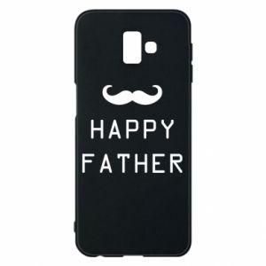 Etui na Samsung J6 Plus 2018 Happy father