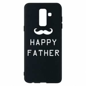 Phone case for Samsung A6+ 2018 Happy father