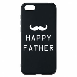 Phone case for Huawei Y5 2018 Happy father