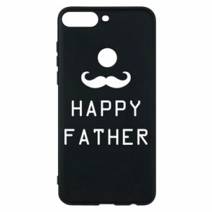 Phone case for Huawei Y7 Prime 2018 Happy father