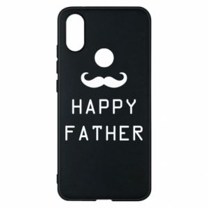 Etui na Xiaomi Mi A2 Happy father - PrintSalon