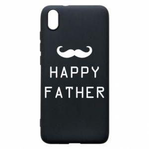 Etui na Xiaomi Redmi 7A Happy father - PrintSalon