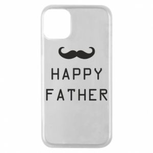 iPhone 11 Pro Case Happy father