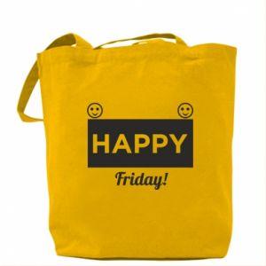 Torba Happy Friday