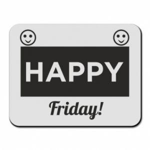 Podkładka pod mysz Happy Friday