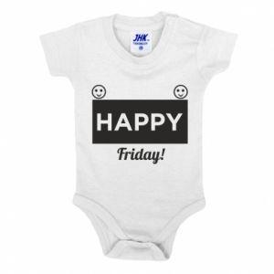 Body dziecięce Happy Friday