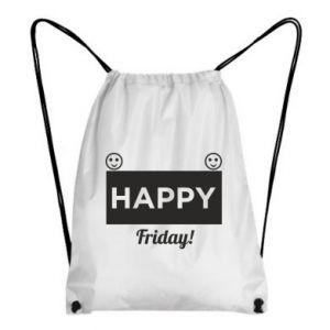 Plecak-worek Happy Friday