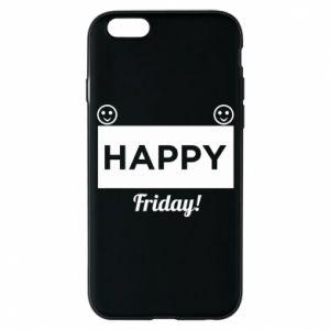 Etui na iPhone 6/6S Happy Friday