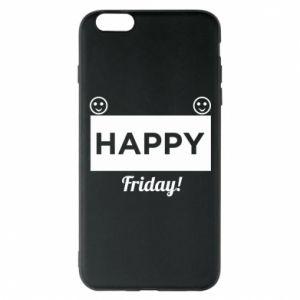 Etui na iPhone 6 Plus/6S Plus Happy Friday