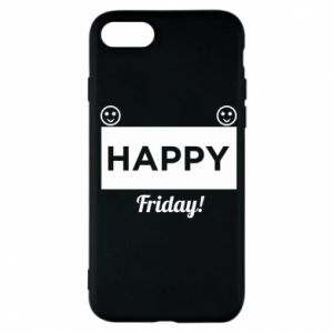 Etui na iPhone 7 Happy Friday