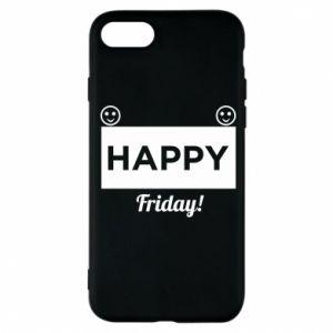 Etui na iPhone 8 Happy Friday