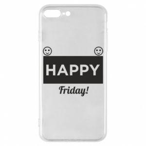 Etui na iPhone 8 Plus Happy Friday