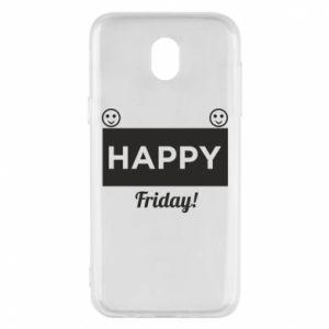 Etui na Samsung J5 2017 Happy Friday