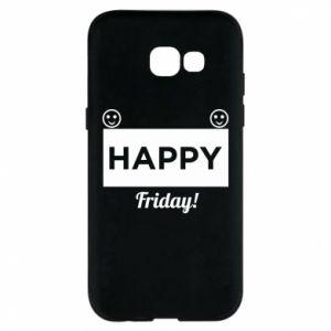 Etui na Samsung A5 2017 Happy Friday
