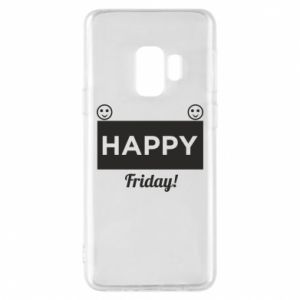 Etui na Samsung S9 Happy Friday