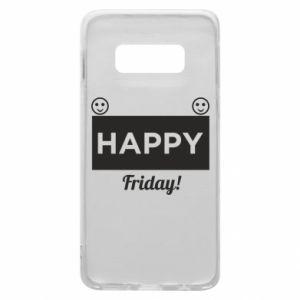 Etui na Samsung S10e Happy Friday