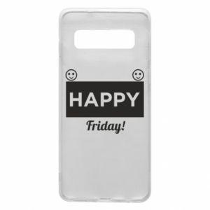 Etui na Samsung S10 Happy Friday