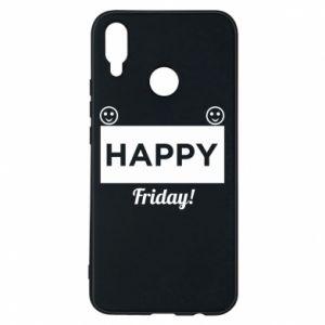 Etui na Huawei P Smart Plus Happy Friday