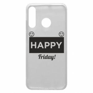 Etui na Huawei P30 Lite Happy Friday