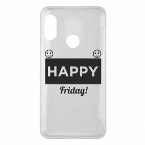 Etui na Mi A2 Lite Happy Friday