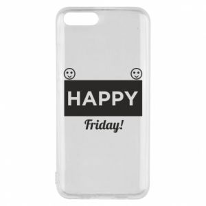 Etui na Xiaomi Mi6 Happy Friday