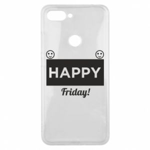 Etui na Xiaomi Mi8 Lite Happy Friday