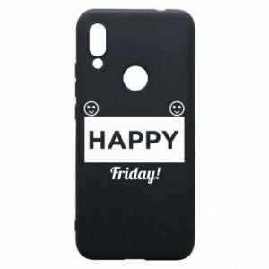 Etui na Xiaomi Redmi 7 Happy Friday