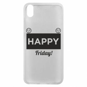 Etui na Xiaomi Redmi 7A Happy Friday