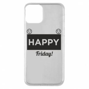 Etui na iPhone 11 Happy Friday
