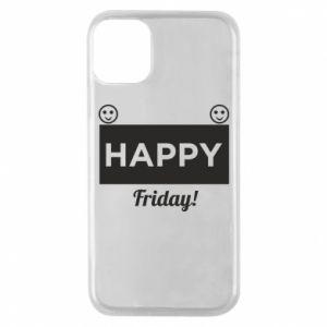 Etui na iPhone 11 Pro Happy Friday