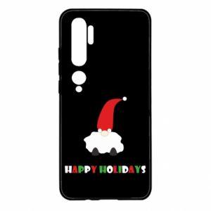 Etui na Xiaomi Mi Note 10 Happy Holidays Santa
