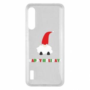 Xiaomi Mi A3 Case Happy Holidays Santa