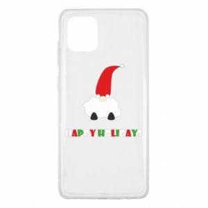 Etui na Samsung Note 10 Lite Happy Holidays Santa