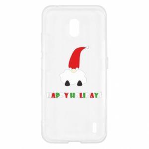 Etui na Nokia 2.2 Happy Holidays Santa