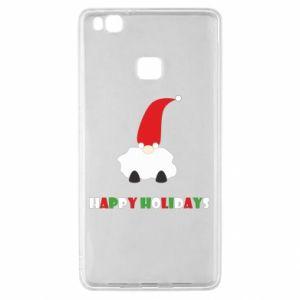 Etui na Huawei P9 Lite Happy Holidays Santa