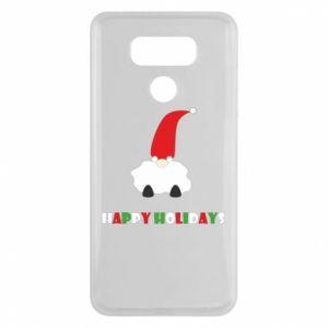 Etui na LG G6 Happy Holidays Santa
