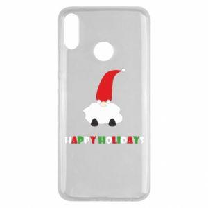 Etui na Huawei Y9 2019 Happy Holidays Santa