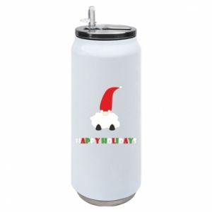 Puszka termiczna Happy Holidays Santa